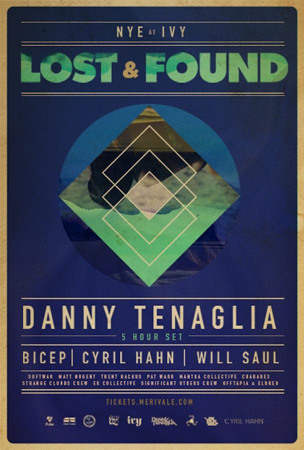 LOST & FOUND - BICEP + Cyril Hahn