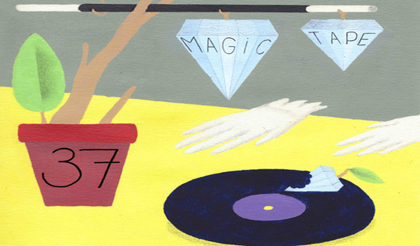 The Magician - Magic Tape Thirty-Seven