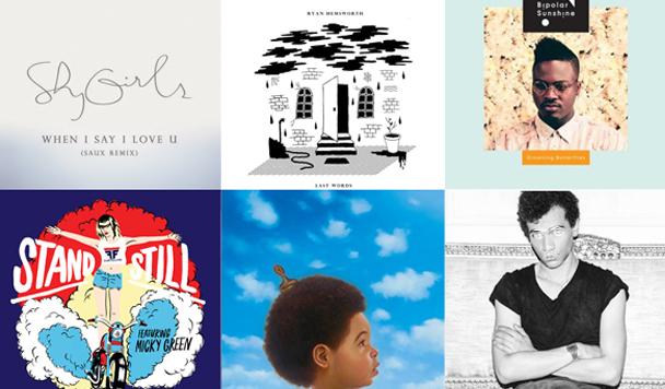 Shy Girls, Ryan Hemsworth, Bipolar Sunshine, Flight Facilities, Drake, Disclosure
