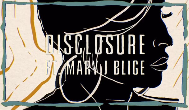 Disclosure - F For You (ft. Mary J. Blige)