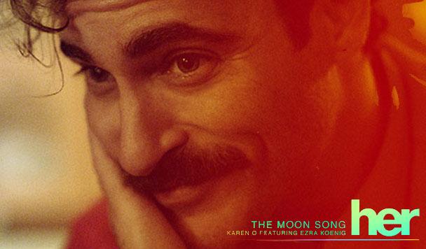 Karen O and Ezra Koenig - The Moon Song