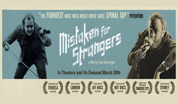 Mistaken For Strangers - Th National