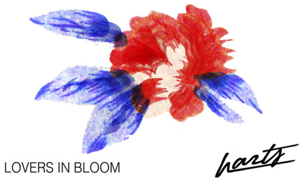 HARTS - Lovers In Bloom  [New Single]