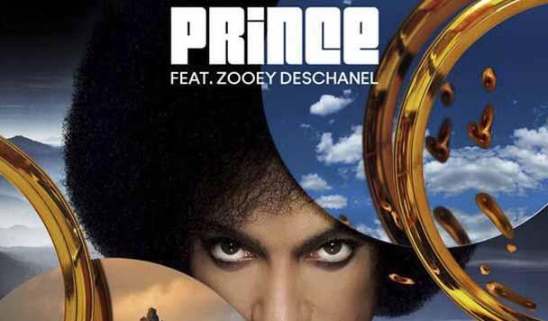 Prince- FALLINLOVE2NITE (ft. Zooey Deschanel)  [New Single]