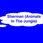 Tom Vek - Sherman (Animals In The Jungle) - acid stag