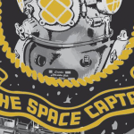 Space Captain - Remedy - ACID STAG