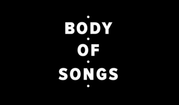 Bat For Lashes, Goldie + Ghostpoet - Body of Songs  [New Music] - acid stag