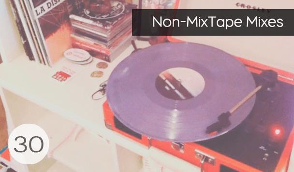 Non-MixTape Mixes - Jon Hopkins, Guerre, Seekae, Coldplay, Moby, John Talabot - acid stag