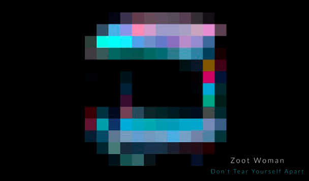 Zoot Woman - Don't Tear Yourself Apart  [New Sinble] - acid stag
