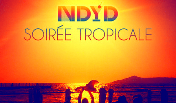 Nu Disco Your Disco - Soiree Tropicale [Playlist] - acid stag