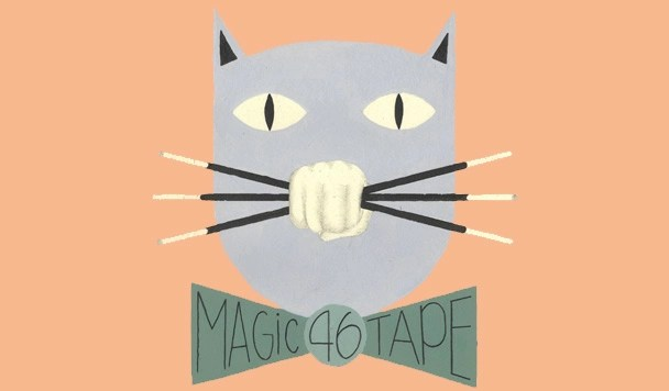 The Magician - Magic Tape 46 - acid stag