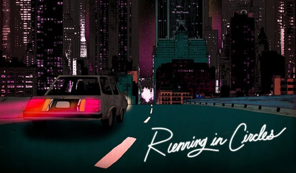 POP ETC - Running In Circles [New Single] - acid stag