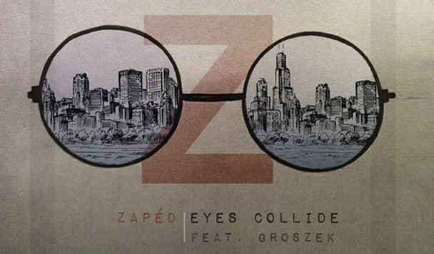 Zaped - Eyes Collide (ft. Groszek)  [New Single] - acid stag