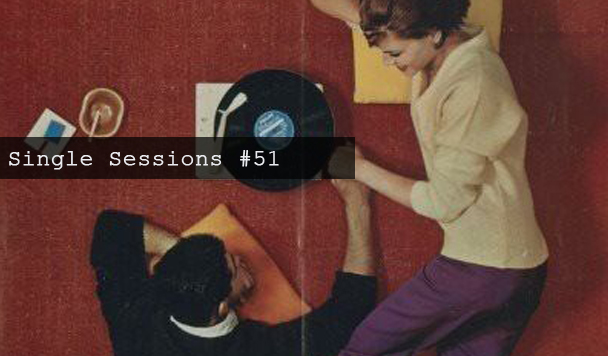 Single Sessions - BORDO, Obenewa, EMEFE, Televisor, Daniel Knott, Patrick Baker, Alicia Madison - acid stag