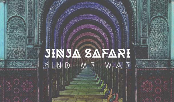 Jinja Safari - Find My Way - acid stag