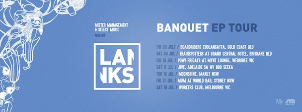 Lanks - tour - acid stag