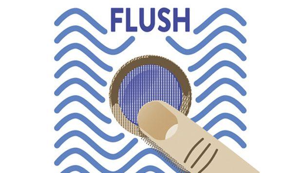 Flush (Aeroplane) - Come Back Baby - acid stag