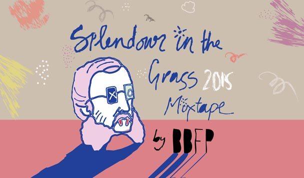 Splendour In The Grass - Back Back Forward Punch - acid stag