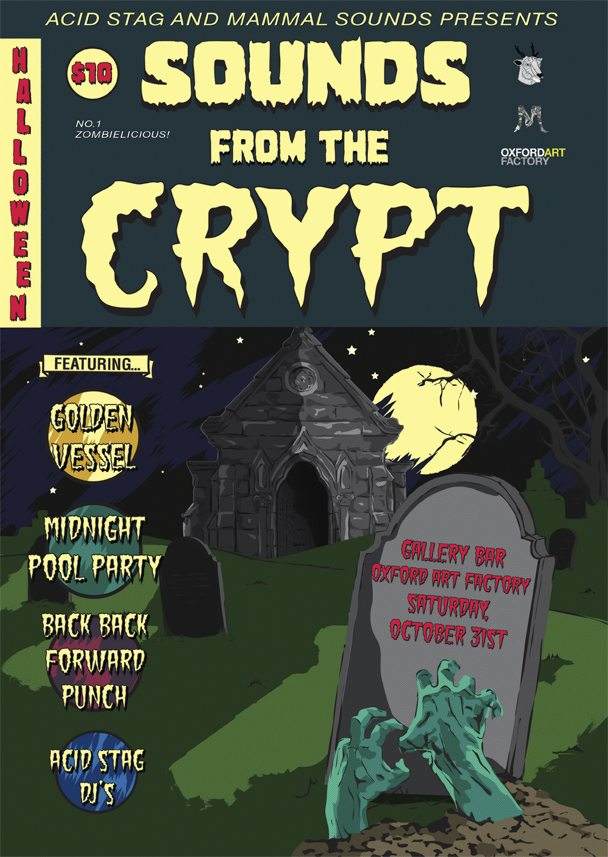 Sounds From The Crypt_poster