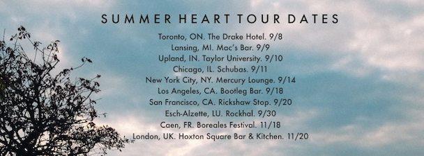 Summer Heart Tour - acid stag
