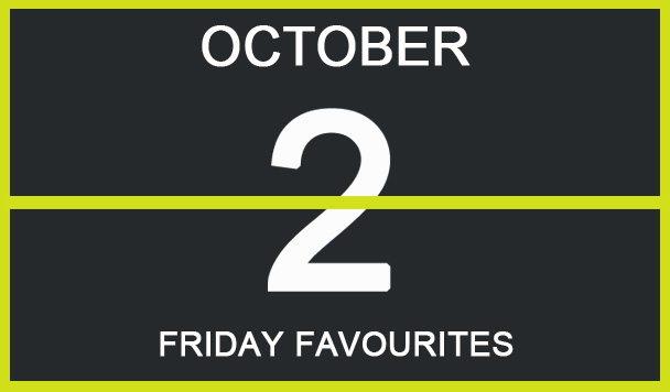 Friday Favourites, LISS, Miqui Brightside, Luke James, Caius, SOFI TUKKER - acid stag