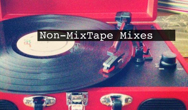 Non-MixTape,  Julia Biel, Disclosure, Gemma, Hudson Mohawke, Denai Moore, Son Lux, SG Lewis, Mr Twin Sister, Cashmere Cat, Kwes - acid stag