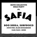 Sounds Like- Nuvo Xmas Party feat. SAFIA - acid stag