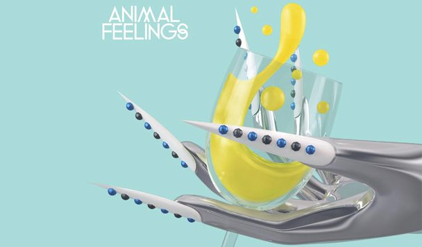 Animal Feelings - Chook Tribes [New Singles] - acid stag