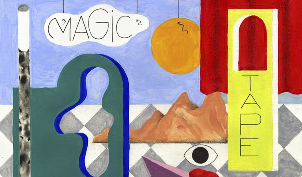 HUMP DAY MIX- The Magician - Magic Tape 59 - acid stag