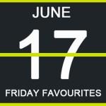 Friday Favourites, OMGITSJRED, mARQUIS cOMPRESSOR, Durante, Jessie Andrews, Efterklang - acid stag