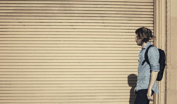 Xavier Dunn - Straight On Till Morning - acid stag