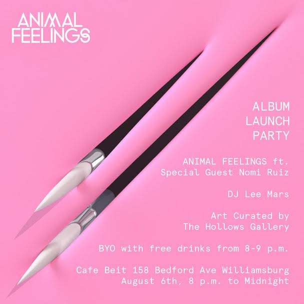 Animal Feelings - show - acid stag