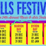 Falls Festival 2016-2017 Line-up Announcement - acid stag