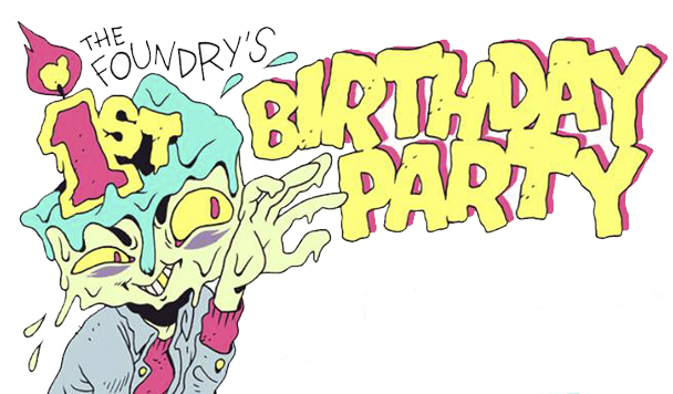 We Review The Foundry's 1st Birthday - acid stag