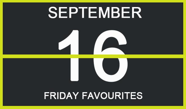 Friday Favourites, Blonder, Riley Urbano, adhoc, Poles x Morqix, mARQUIS cOMPRESSOR - acid stag