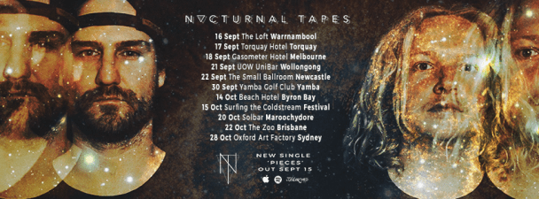 Nocturnal Tapes - acid stag