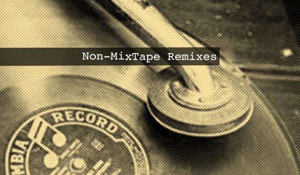 Non-Mixtape, Nine Lives, CRNKN, Trails, Baynk, Val Fleury - acid stag
