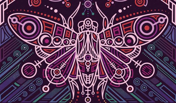 Stream 'Eolian Oms EP' by Jade Cicada - acid stag