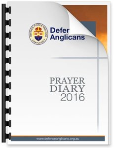 Defence Anglicans Prayer Diary 2016