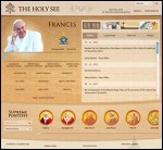 Vatican website