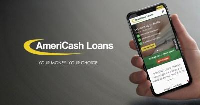 Installment Loans   AmeriCash Loans
