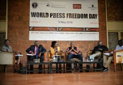 Journalists renew demands for press freedom amidst calls for professionalism