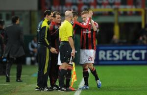 Abate out