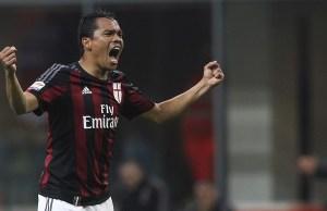 Bacca - AC Milan v SS Lazio - Serie A