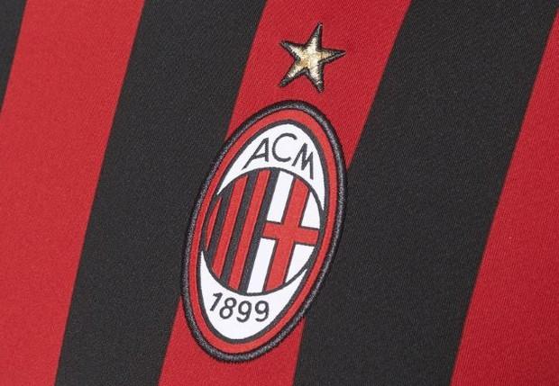 Maillot Domicile AC Milan FABIO BORINI