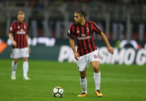 Ricardo+Rodriguez+AC+Milan+v+Spal+Serie+0ApcBV-RN59l