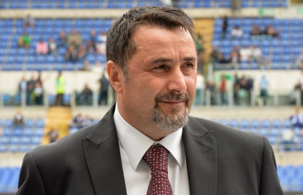 Chief Sport manager of A.C. Milan, Massimiliano Mirabelli  before the Italian Serie A football match S.S. Lazio vs A.C. Milan at the Olympic Stadium in Rome, september on 10, 2017. (Photo by Silvia Lore/NurPhoto)