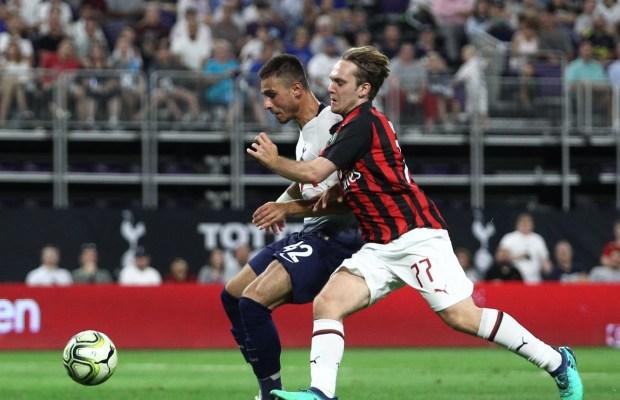 Halilović-ICC2018-Tottenham-Milan