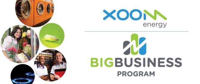 XOOM Energy Big Business