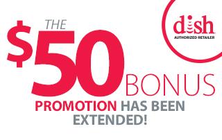 Dish Bonus Promotion